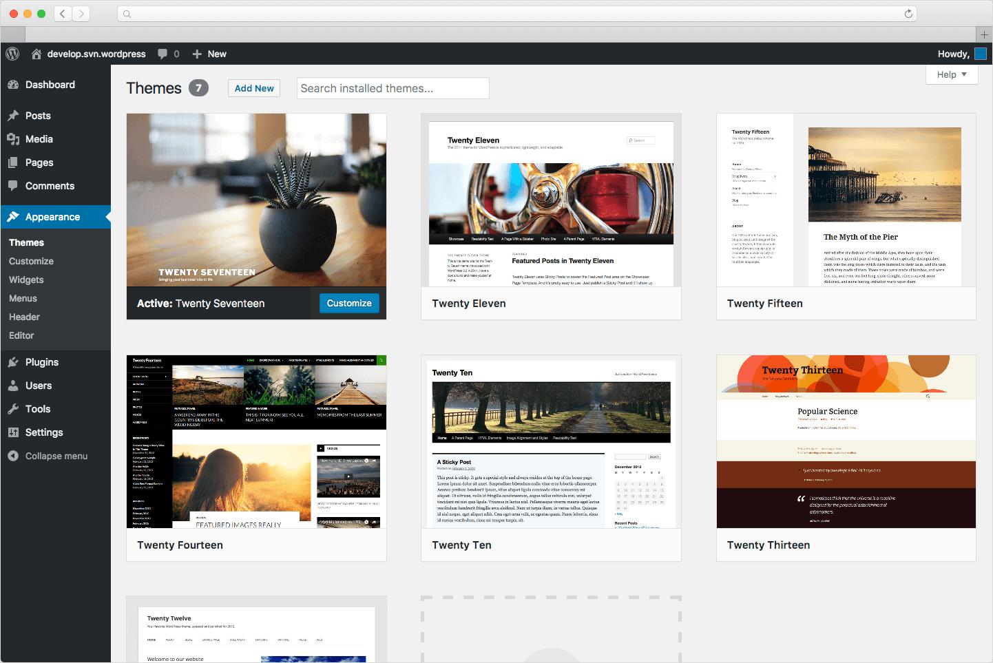 موقع وردبريس - أفضل إستضافة مجانية