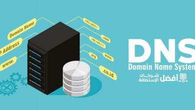 نظام أسماء النطاقات DNS [دي إن إس]